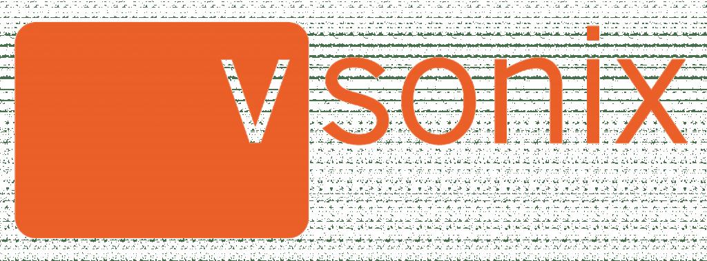Logo von den Videoprofis für Livestreaming vsonix in Darmstadt